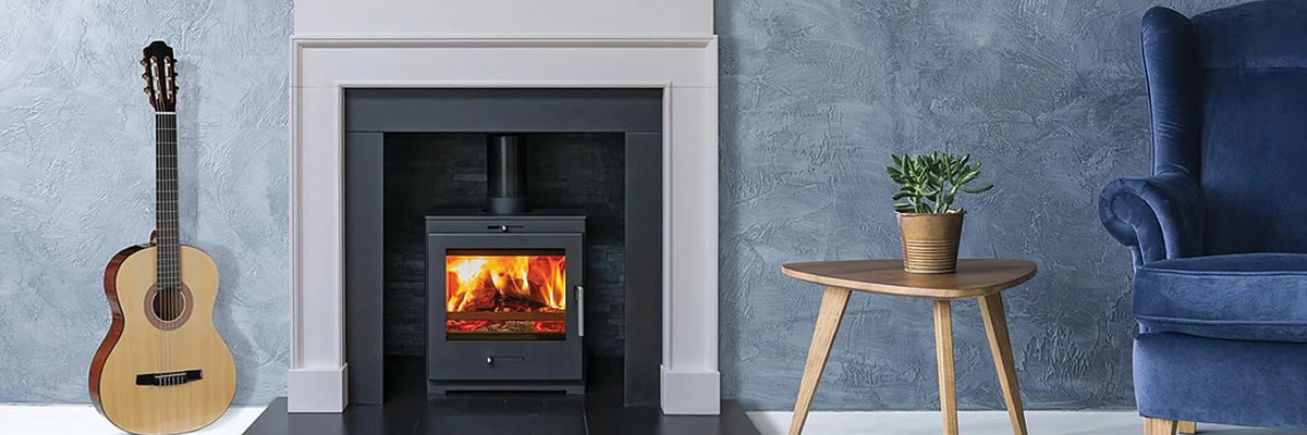Chatsworth Fireplace and Stove Centre showroom in Chesterfield