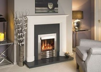 View Nu Flame Vitesse Contemporary Trim